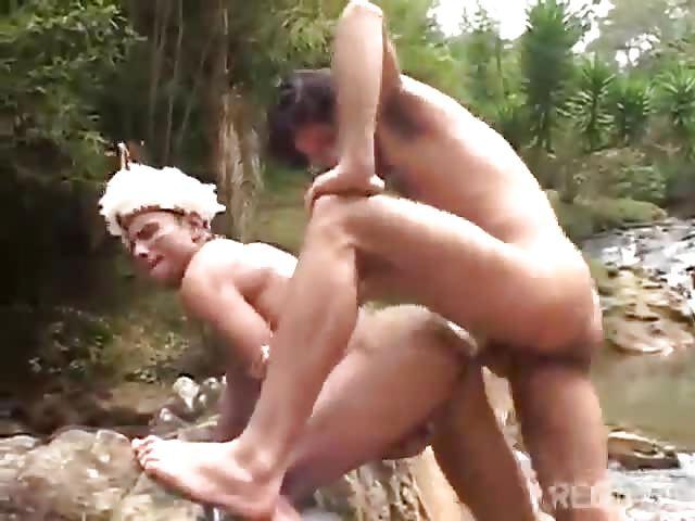 scène porno rituel foch
