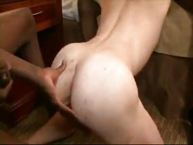 Schwarzes weibliches Arschloch