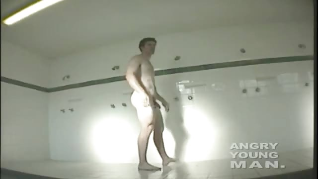 pillados en la ducha
