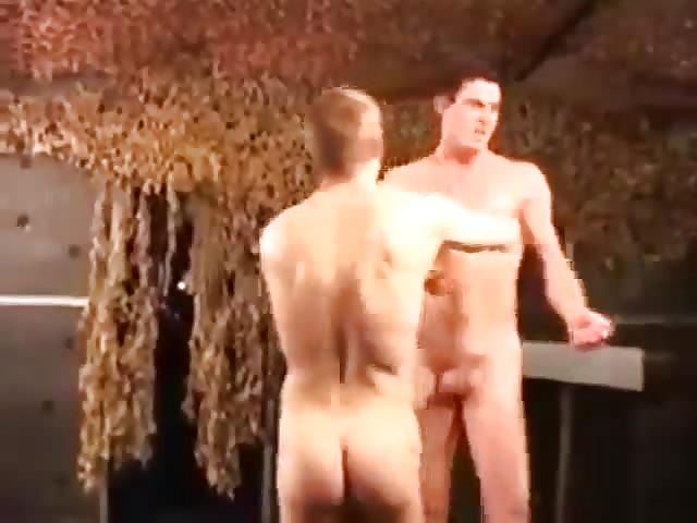 lucha erotica masculina