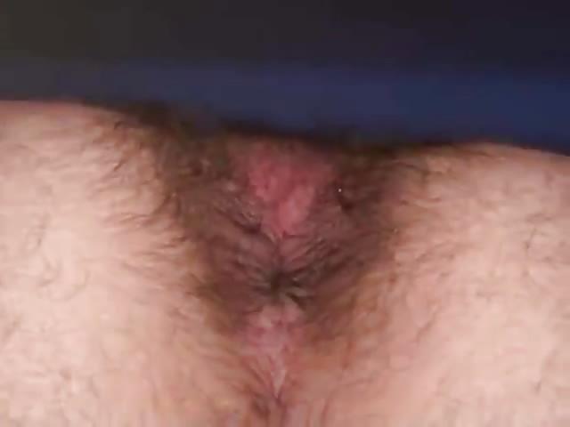 Penetracion anal en primer plano o