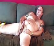 Masturbação pauzuda