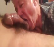 Big daddies have an awesome sexual experience together