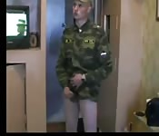 Russian military wanks