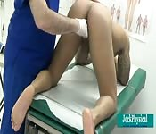 Fisting profond pendant examen chez le médecin