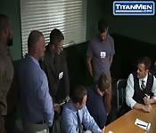 Reunião ficando safada