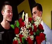 Topher DiMaggio ve Chip Tanner romantik takılıyorlar