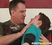 Un paparino e Taylor