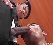A pair of beautiful Brazilian black guys