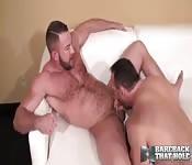 Gordo peludo filma vídeo porno