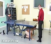 Mecs sexy au bureau