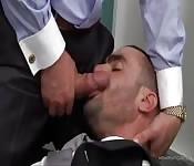 Sexy business men