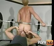 Great fuck at the gym