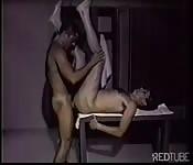 Потрясающее старое порно
