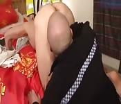 Bear cops giving a surprise inspection