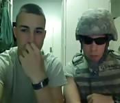 Army Amateurs Webcam Show