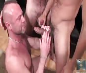 Antonio Biaggi, Chad Brock и Nick Moretti