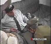 Chupeteira de uniforme