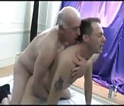 Papy contre Grandson