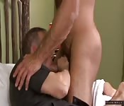 Hot Gay Priest Gets Fucked