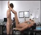 Casting porno para un twink mono