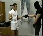 Sexy Masked Man Fuck