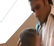 Lucio Saints baise un garçon