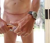 super couille porno