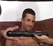 Alucinante doble anal