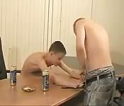 Cervejinha e transa