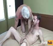 Mature daddy wants his ass