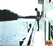 Секс на яхте из 70-ых