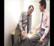 Hot Business Men