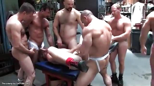 Gay Gruppen Sex