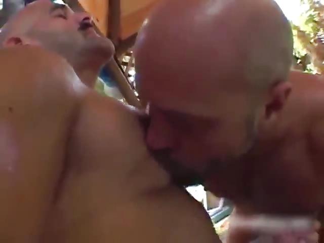 Horny Gay Trio Fuck