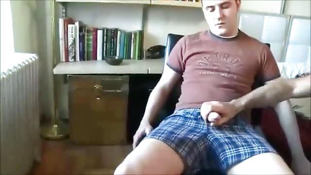 Gay hanjobs