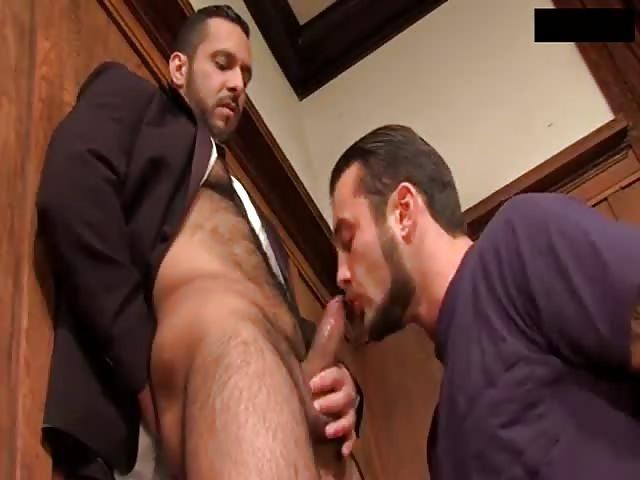 Mature gay cock sucking