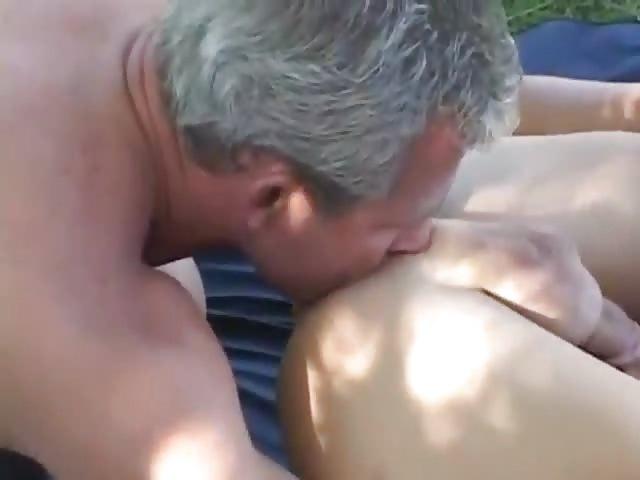Father Son Bareback