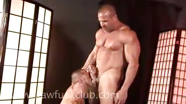 Filthy guy solo masturbation