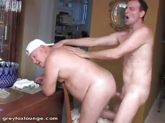 Older Man Bareback Fucked - Gayfurorcom-3190