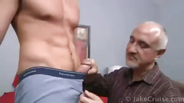 Old Man Sucking His Young Lovers Cock - Gayfurorcom-2842