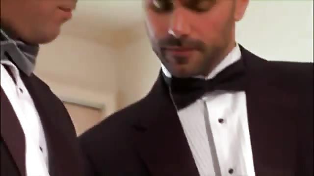 Gay porn best man