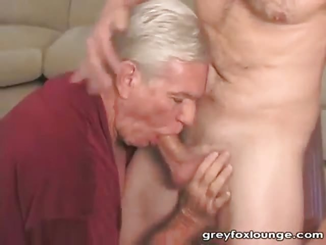 Lustful gay mature guys fucking