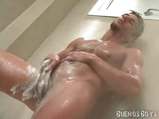 Jerk off in shower are