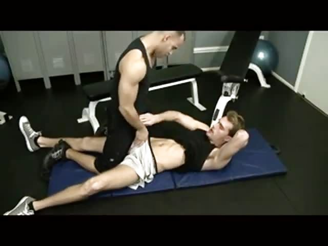 Fuck a fitness trainers
