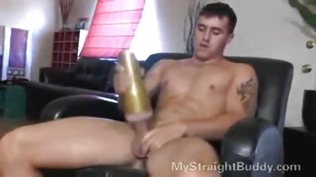 Masterbating with my fleshlight