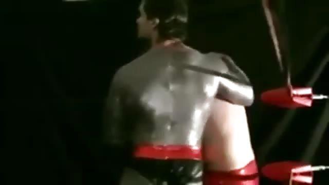 Schwule Wrestling-Porno-Videos