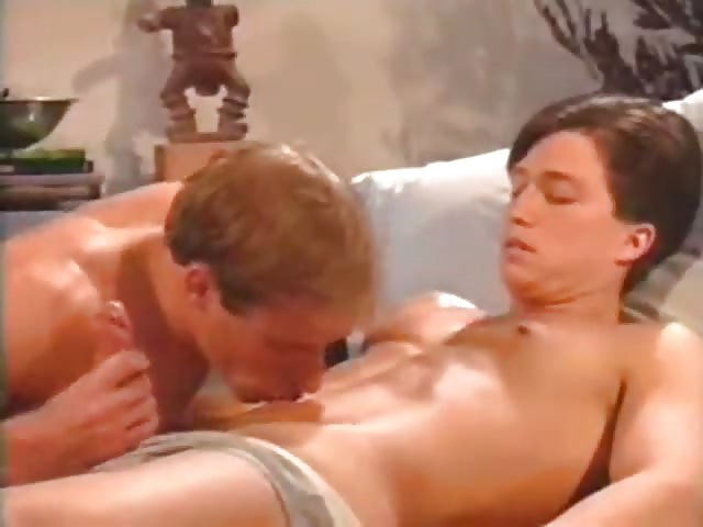 Colby sucking his best friends dick on the bed