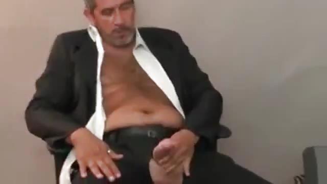 Video gay old men