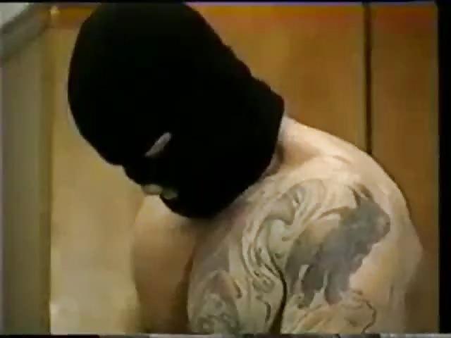 Barebackin mask wearin fuckers